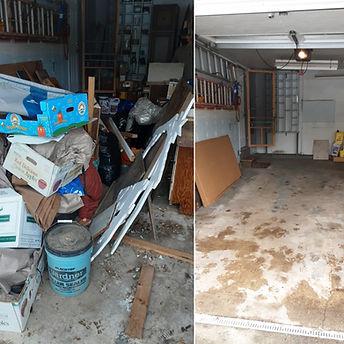Bucks County PA Garage Cleanout Junk Elves