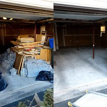 Construction Debris Removal Bucks Cunty PA