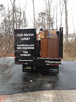 Property Cleanout Bucks County PA Junk Elves