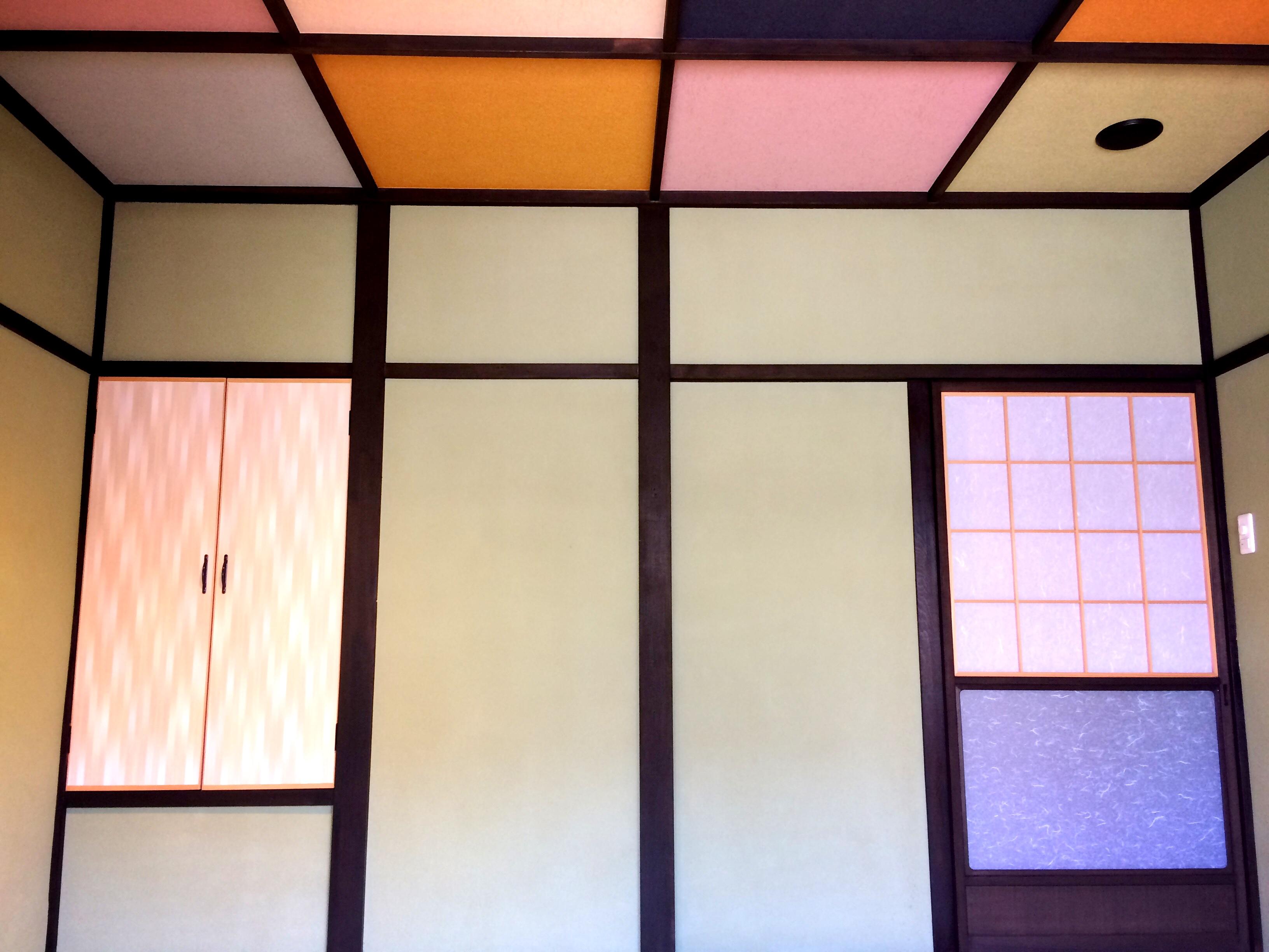 【冬】 お洒落な天井