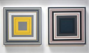 Square No. 667 (L) & 682 (R)