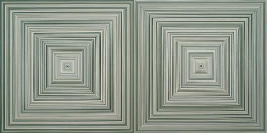 Green Square No.112, 2008