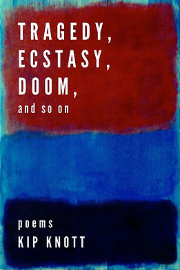 Tragedy Ecstasy Doom and so on Final Cov