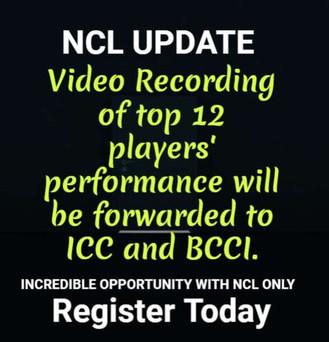 National Cricket League Benefits