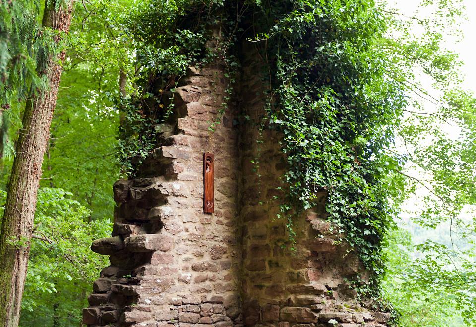 St. Maria in Lichtenklingen, Wallfahrtskapelle, Odenwald