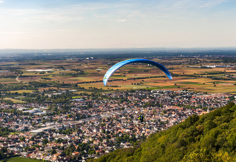 Markus Schmitt – Fliegen über die Heimat
