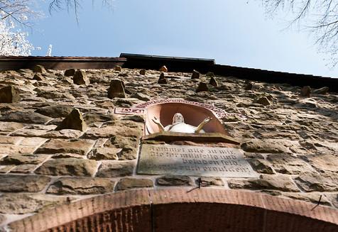 Walburgiskapelle Fürth-Weschnitz im Odenwald