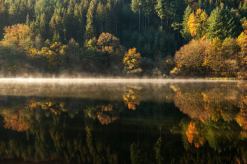 Marbach-Stausee | Herbst