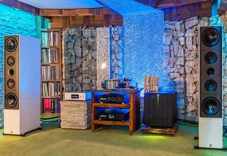Audiophile Räume