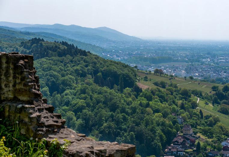 Landschaft Heppenheim