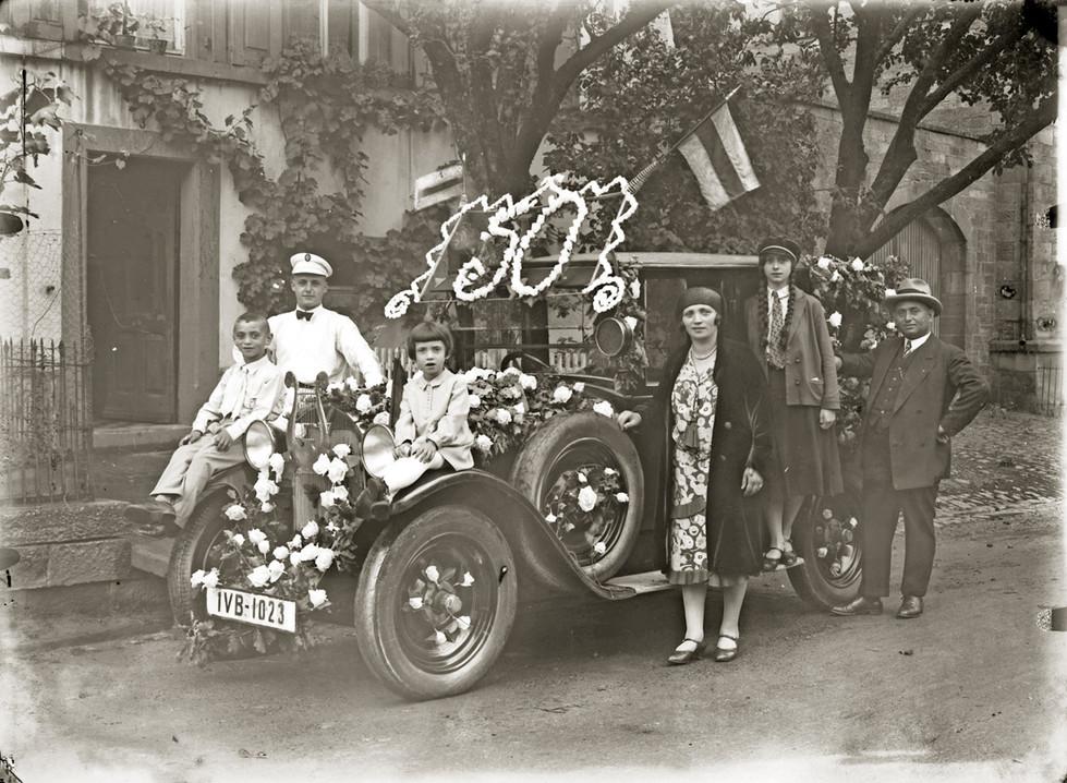 Familie Rosenbaum 1932