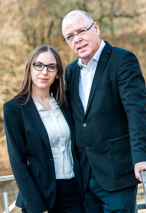Ehepaar Berg