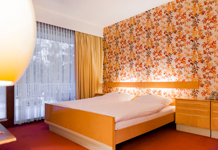 Parkhotel 1970 im Odenwald