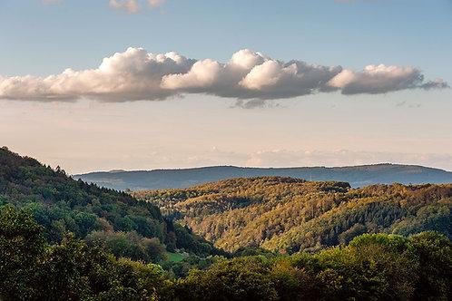 Mittelgebirge Odenwald | Herbst