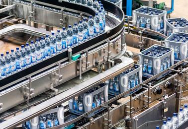 Abfüllung PET-Flaschen Odenwald Quelle