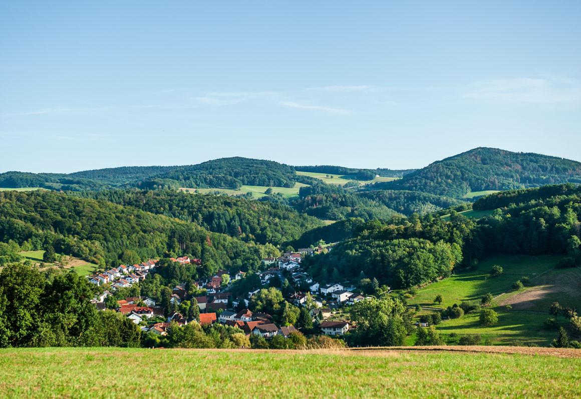 Sommer im Odenwald