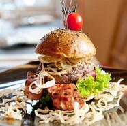 Bison-Burger –  Lammershof