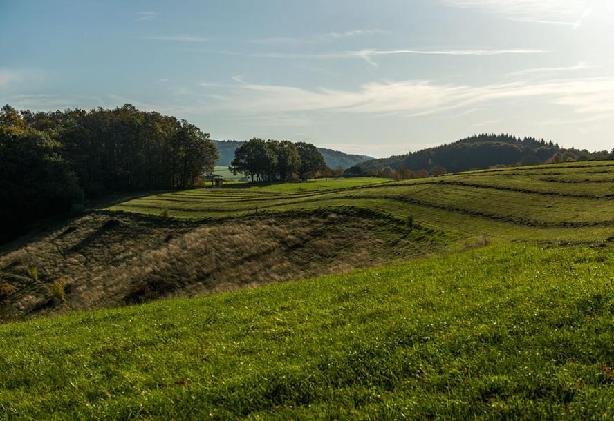 Herbstlandschaft Odenwald