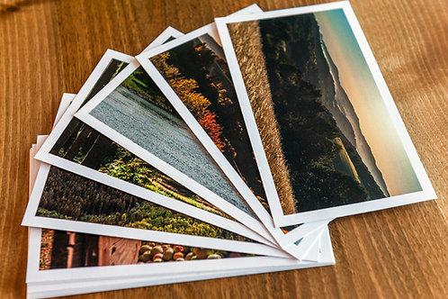 MY ODENWALD Maxi-Postkarten-Set mit 12 Odenwald-Motiven