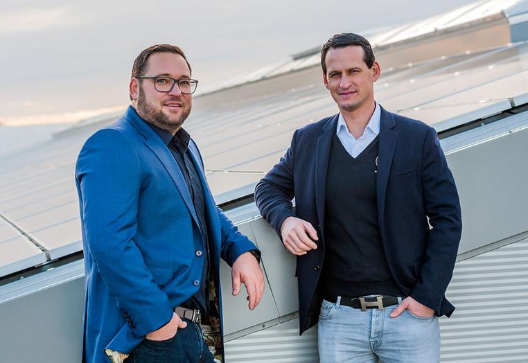 Christian Jöst und Dominic Jöst