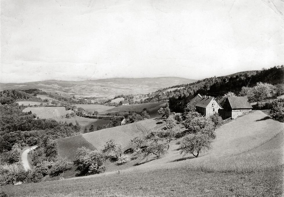 Stallenkandel im Odenwald, 1920