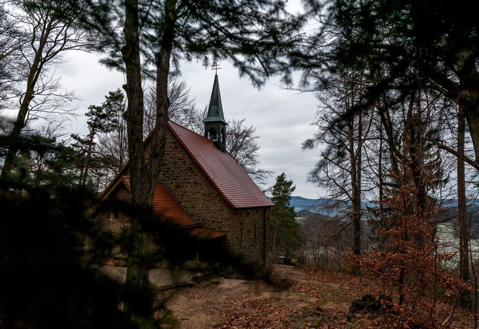 Odenwald Walburgiskapelle