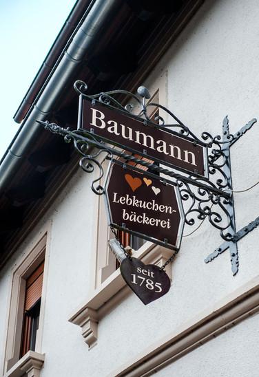 Odenwälder Lebkuchenbäckerei Baumann, Beerfurth