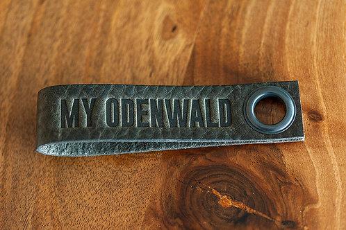 MY ODENWALD Schlüsselanhänger Antik Anthrazit