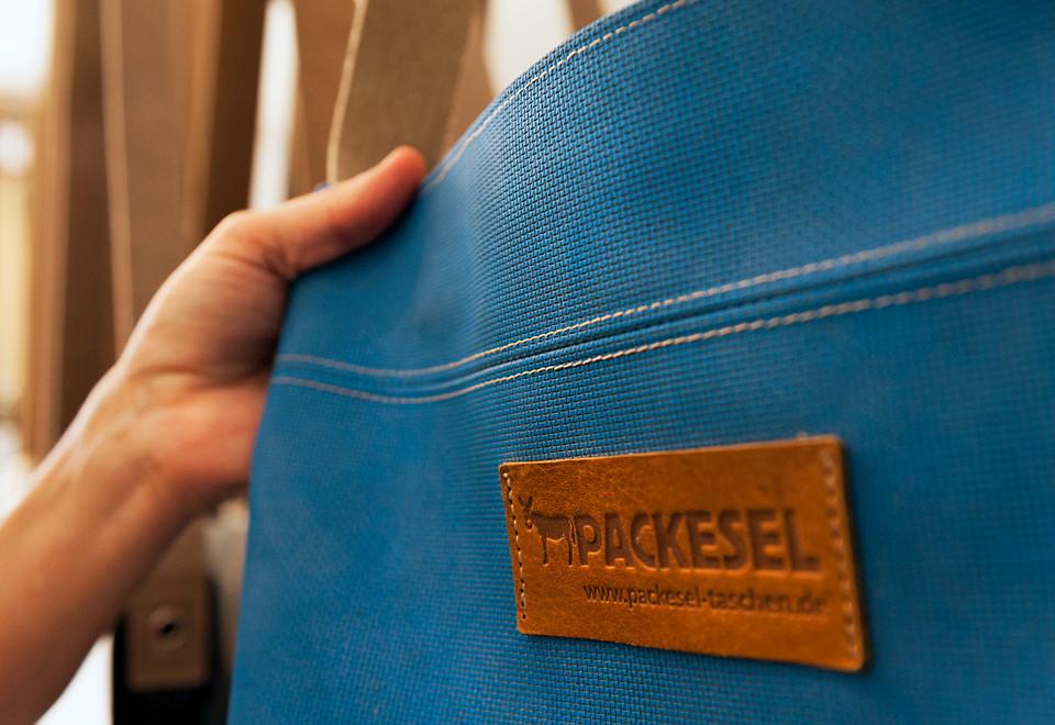 Packesel-Taschen