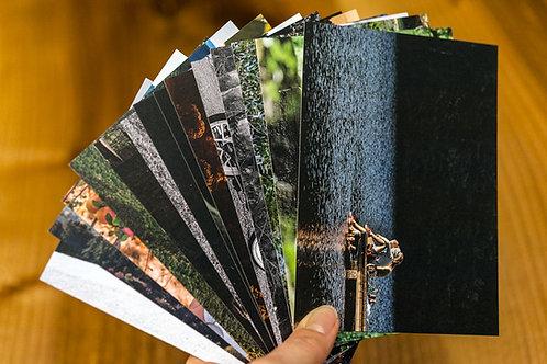 MY ODENWALD Postkarten-Set mit 14 Odenwald-Postkarten