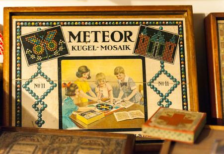 Meteor Kugel-Mosaik