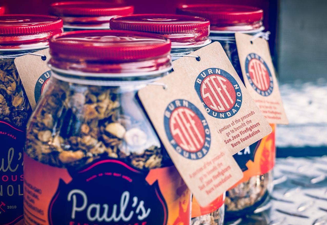Paul's Firehouse Granola