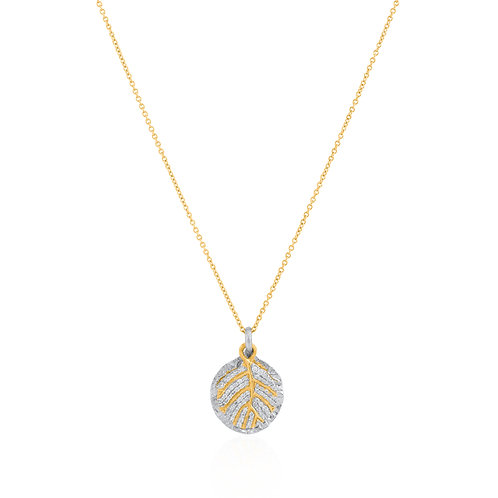 Michael Aram Botanical Leaf Necklace