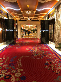 The Grand Entrance at Courture
