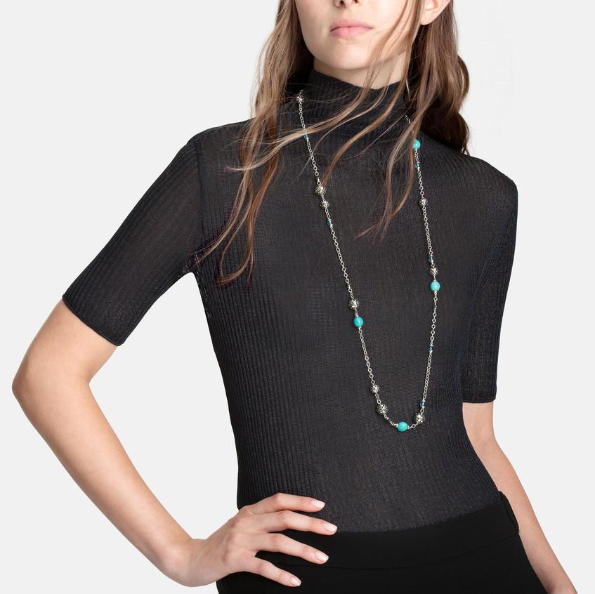 John Hardy turquoise necklace