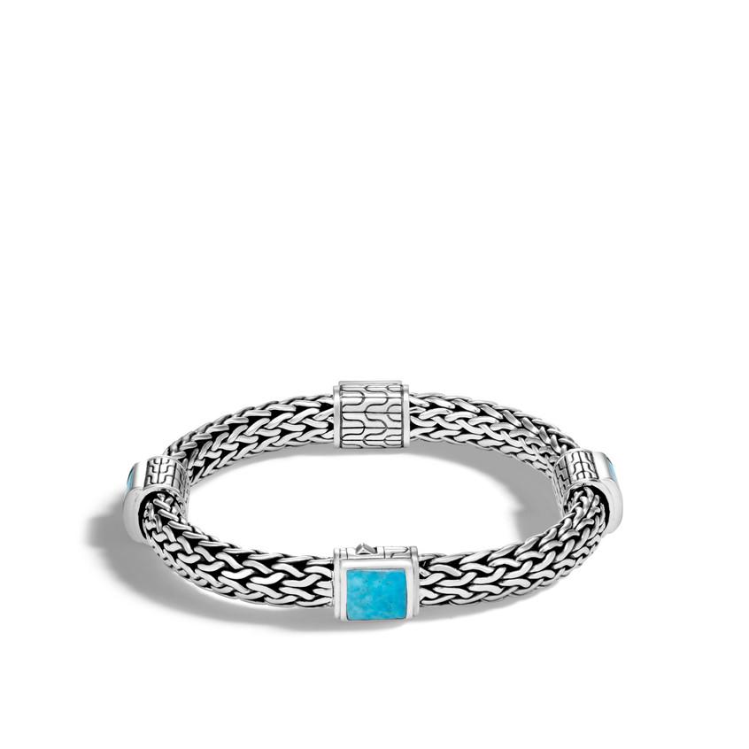 John Hardy turquoise bracelet