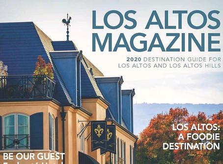Los Altos Chamber introduces new LOS ALTOS MAGAZINE