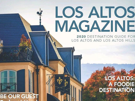 Los Altos Chamber introduces new LOS ALTOS MAGAZINE