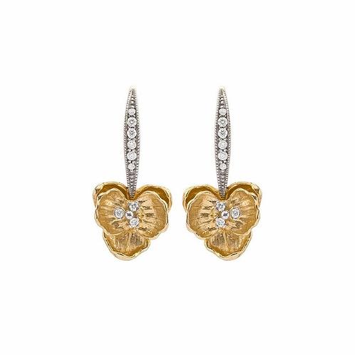 Michael Aram Diamond Earrings