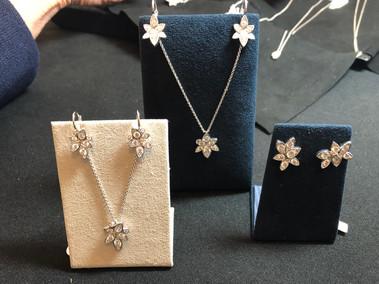 Spectacular Diamond Jewelry