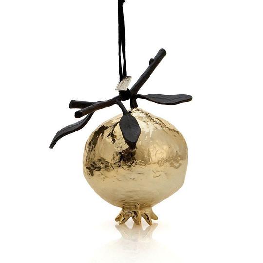 132378 Pomegranate Ornament Gold.jpg