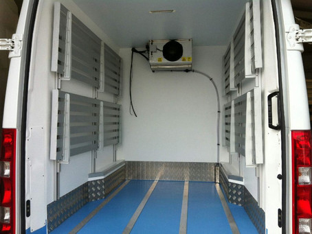 What Are the Uses of Refrigerated Trucks?