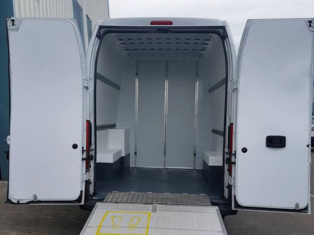 What Products Can Refrigerated Vans Carry?