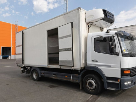 What to Consider While Selecting Chiller Truck Services in Dubai?