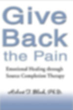 Dr. Robert Bleck's unique therapy book