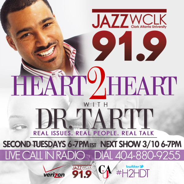 Heart 2 Heart With Dr. Tartt Is a HIT!!!
