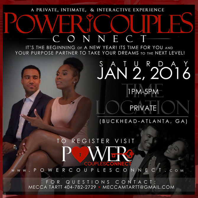 Couples Who Plan Together Grow in Power Together