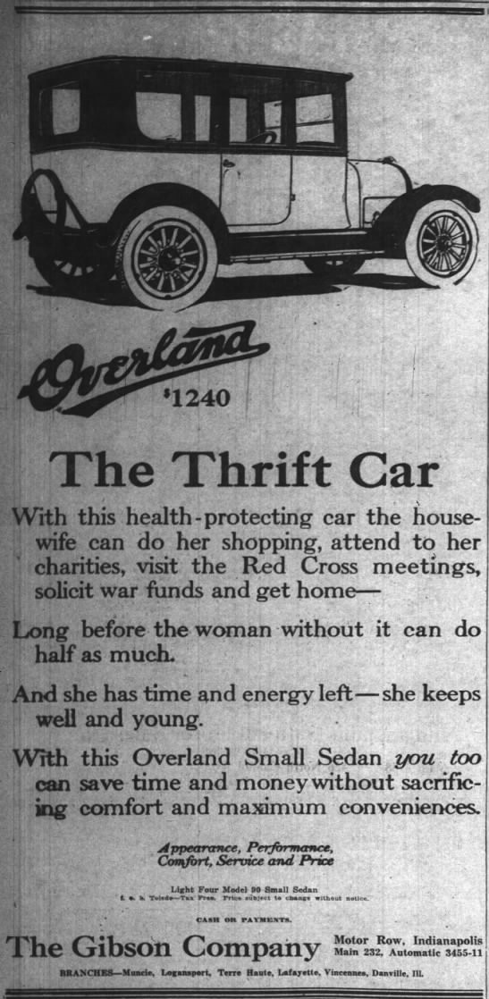 The Indianapolis News, 9 February 1918, p. 10