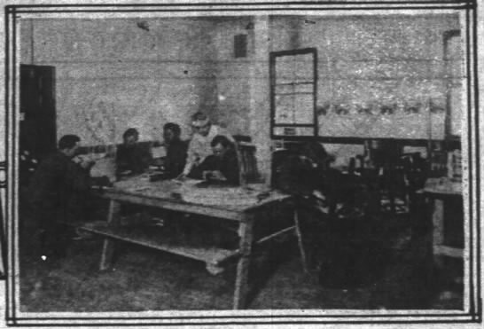 The Indianapolis News, 1 March 1919, p. 2.