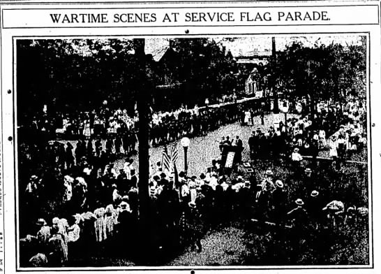 The Indianapolis Star, 6 August 1918, p. 9